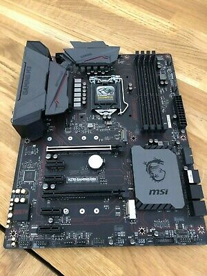 MSI H270 GAMING M5 (LGA 1151) motherboard DDR4