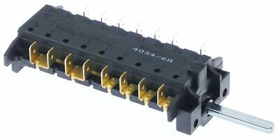 Operation Switch 3 Operating Positions 8No Sequence 0-1-2 16A Shaft D 6X4.6Mm
