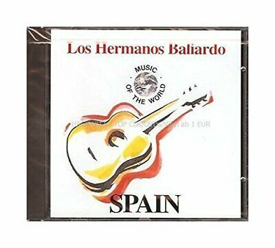Los Hermanos Baliardo Spain  [CD]