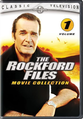 Rockford Files: Movie Collection, Vol. 1 DVD NEUF
