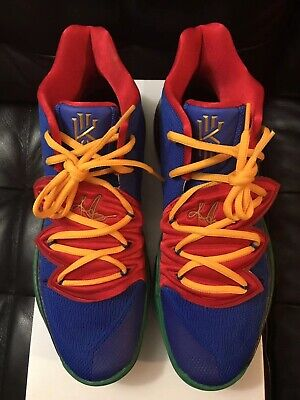 new arrival f2703 5d450 KYRIE 5 ID Red/White-Blue