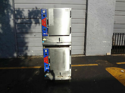 Used Acs Straight Steamer Oven Sg-6-2 And Sg-6-3 120 Volts
