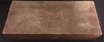 Vintage Antique Simmons Hardware Co Auger Bits Simmons Special Box Only