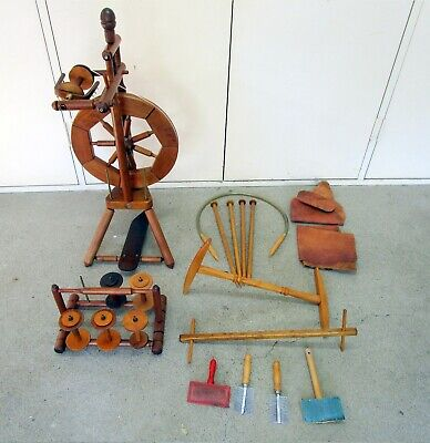 Sickinger Kitty Spinning Wheel