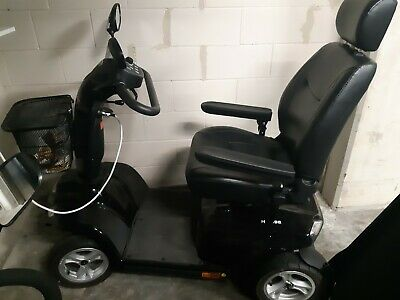 Ctm Heavy Duty Mobility Scooter Model Hs898 - Barely Used