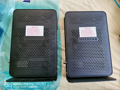 Netgear Optus Cable Modem Wifi Router