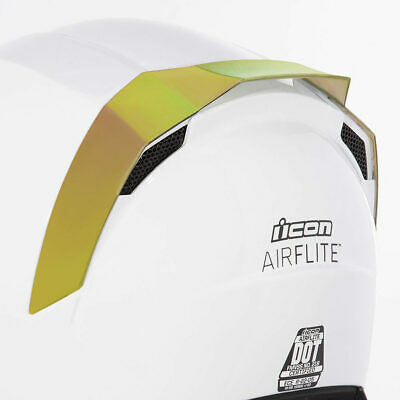 Icon Airflite Replacement Rear Spoiler - Gold