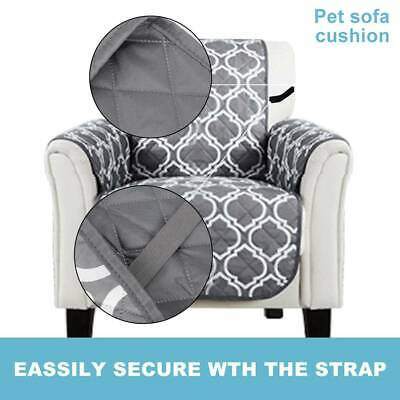 Sofa Cover Quilted Couch Covers Lounge Protector Slipcovers 1 Seater Dog PET