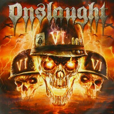 Onslaught-Vi (Arg) (Us Import) Cd New