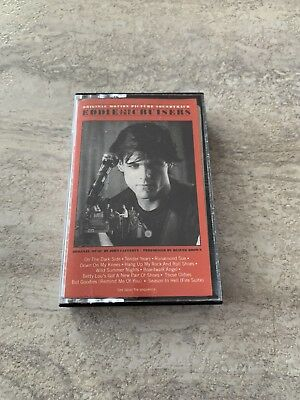 Eddie and the Cruisers ~ Soundtrack ~ Cassette Tape