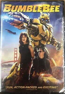 Transformers: Bumblebee (DVD, 2019) Brand New Sealed FREE SHIPPING REGION CODE 1