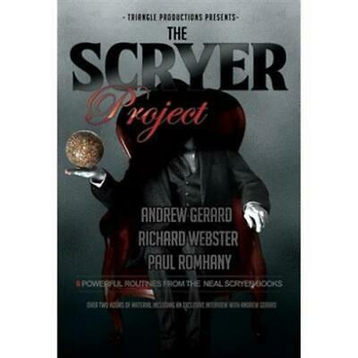 The Scryer Project (2 DVD Set) by Andrew Gerard, Richard Webster and Paul Romhan