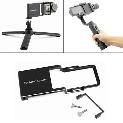 For DJI Osmo Action Mobile2 Gimbal Stabilizer Camera Mount Adapter Metal Bracket