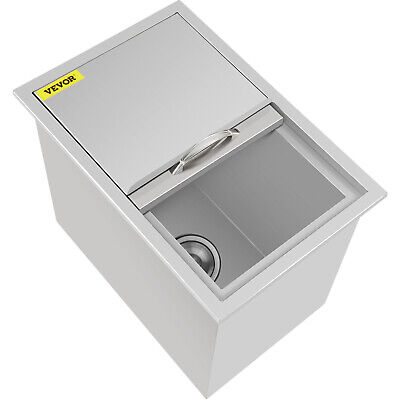 52*34.5*31.5 CM Drop In Ice Chest Bin With Cover Wine Wine Chiller Ice Box