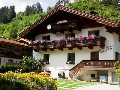 Holiday apartment in the Austrian Alps, Salzburg, one week for 4 people 2019