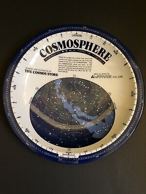 Watanabe Cosmosphere Astronomical Disk Stellar Magnitudes Rotating Star Position