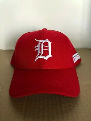 Detroit Tigers 2019 American Heart Assoc. Theme Nite TIGERS RED HAT NEW