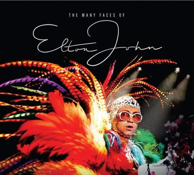 Many Faces Of Elton John / Various (Dig) (Arg) (Us Import) Cd New
