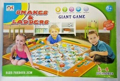 Snakes and Ladders GIANT Garden Games Sets Outdoor FREE POSTAGE