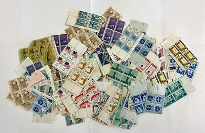 U.S. 4-cent Stamp Postage Group/Collection/Lot of 1000 - $40 FV Mint NH MNH