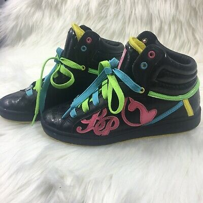 311426084b857 BABY PHAT BLACK Fashion Sneakers women's shoes Size-6M - $6.99 ...