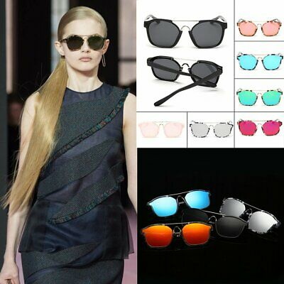 Men Women Unisex Sunglasses Cool Shades UV400 Protection Glasses Ey BI♡
