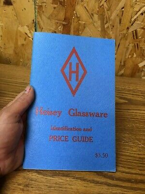 1973 Heisey Glassware Identification and Price Guide