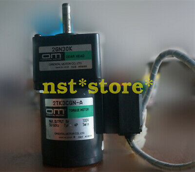 Used Applicable for Oriental 3W 100V Torque Motor 2TK3CGN-A