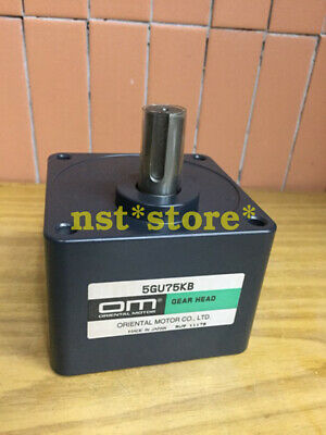 Applicable for Oriental 5GU75KB reducer can be equipped with 5GU OM motor