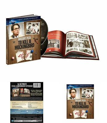 To Kill a Mockingbird Movie 50th Anniversary Collector's Edition BluRay Rated NR
