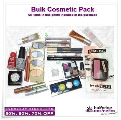 24-Piece Cosmetic Makeup Set/Pack  - Bulk Order #01