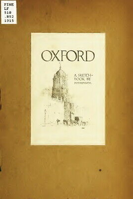 45 Rare Antique Vintage Books - Oxford Dreaming Spires Genealogy History on DVD