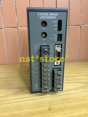 Used Applicable for Japan Oriental Motor UDK5128NW2 five-phase stepper drive