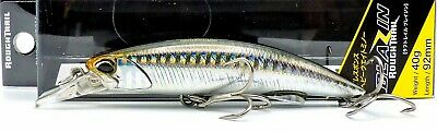Duo Rough Trail Blazin 92mm 40gr CHA0114 Clear Anchovy