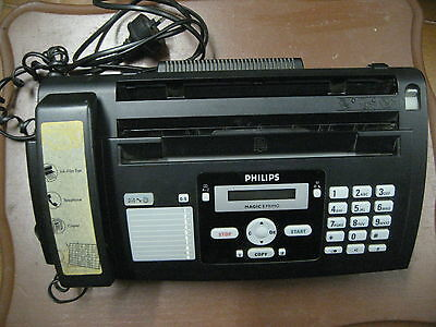 Philips phone/fax/copier machine