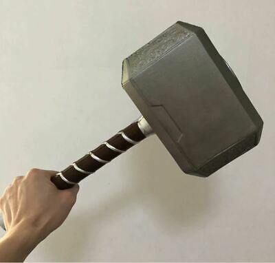 Mjolnir Thor`s Hammer Cosplay Avengers Endgame Movie Marvel Copy Replica