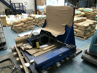 Premier Handling Sol 5048-E 4K Max Capacity 90° Tipper/Roll Up Ender Machine
