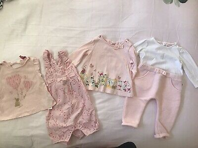 Baby girls Ted Baker Bundle 9-12months