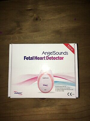 Angelsounds Fetal Doppler Heart rate Detector