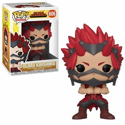 "Funko Pop! Animation #606 My Hero Academia ""Eijiro Kirishima"" Figure *Presale*"