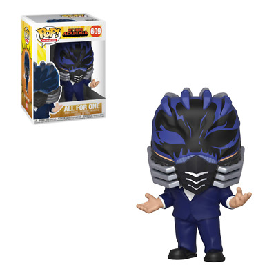 "Funko Pop! Animation #609 My Hero Academia ""All For One"" Vinyl Figure *Presale*"