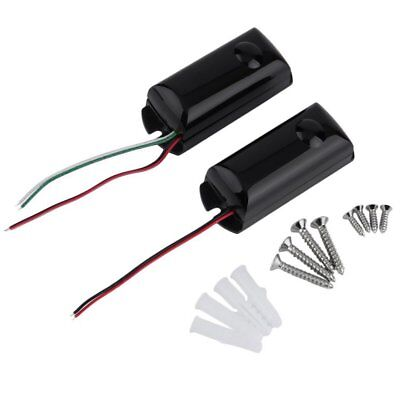 Wired single Beams Infrared IR Barrier Detector New Motion Sensor Outdoor Vf