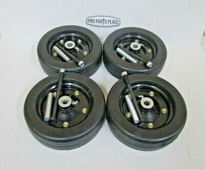 "Complete Land Pride Finishing Mower Wheel Assembly 10/"" x 3.25/"" 2 Pack"