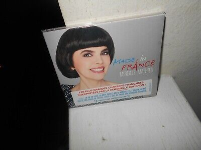 Mireille Mathieu - Made In France 2017 New Factory Sealed CD Free Shipping