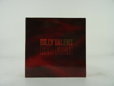 BILLY TALENT, RED FLAG, 188, EX/EX, 1 Track, Promo CD Single, Card Sleeve, ATLAN