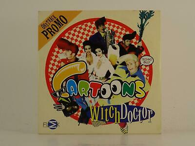 CD 2 TITRES - Cartoons : Witch Doctor / Cd 2 Tracks - EUR 3