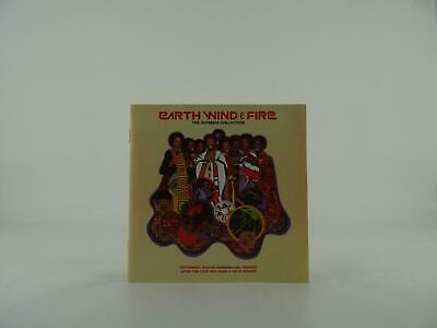 EARTH WIND & FIRE, THE ULTIMATE COLLECTION, 288, EX/EX, 19 Track, CD Album, Pict