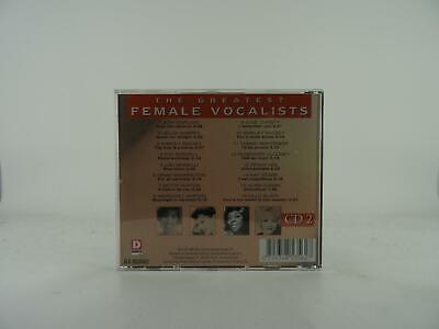 Judy Garland/Helen Shapiro, The Greatest Female Vocalists Cd 2, 199, Ex/Ex, 16 T