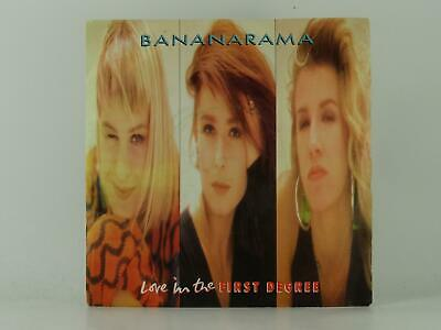 "BANANARAMA, LOVE IN THE FIRST DEGREE, 43, VG/EX, 2 Track, 7"" Single, Picture Sle"