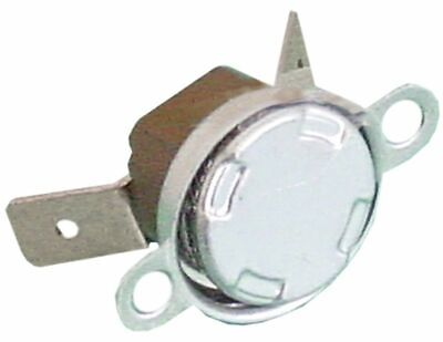 Bi-Metal Safety Thermostat Hole Distance 23,5Mm Switch-Off Temp. 105°C 1Nc